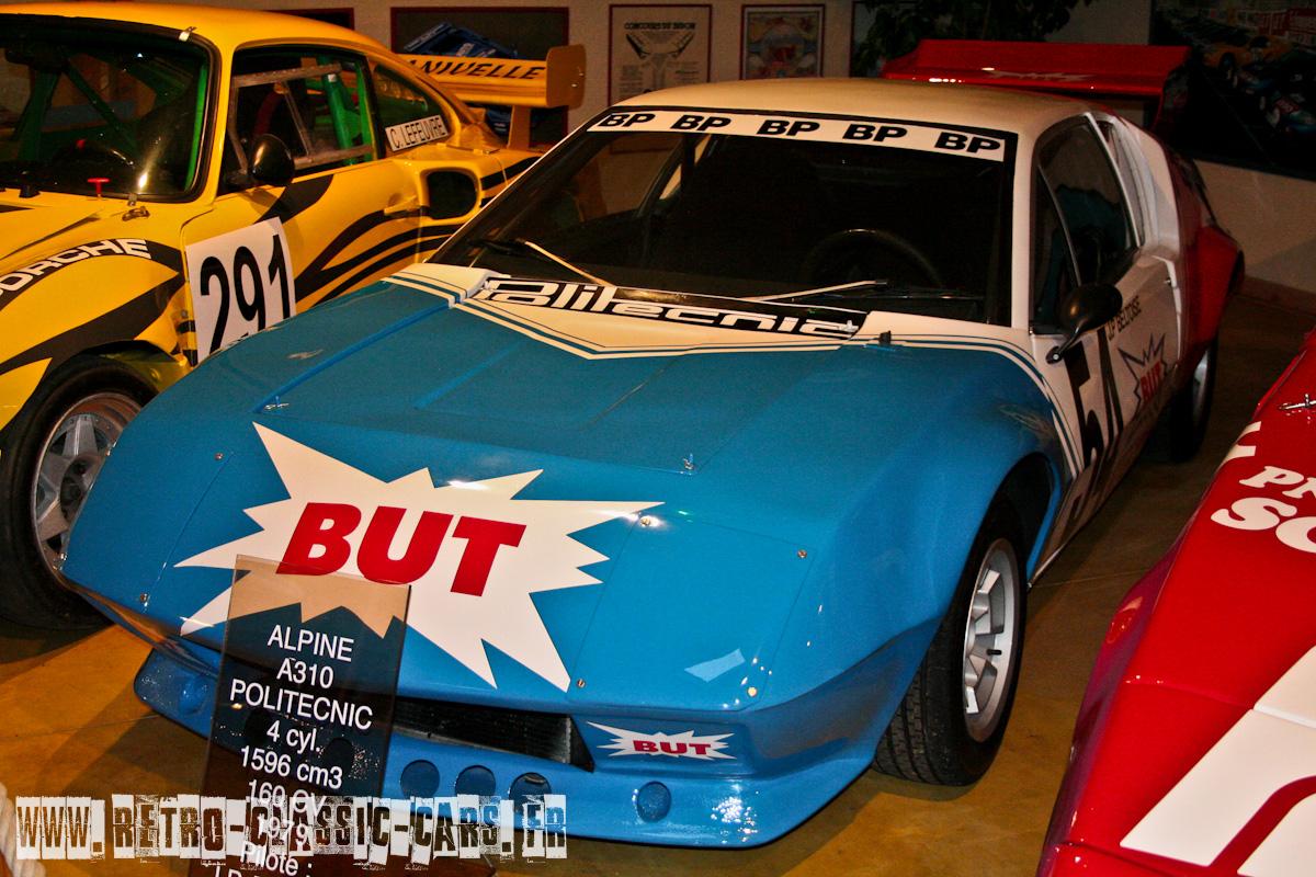 Alpine Politecnic Sur Http Www Retro Classic Cars Fr
